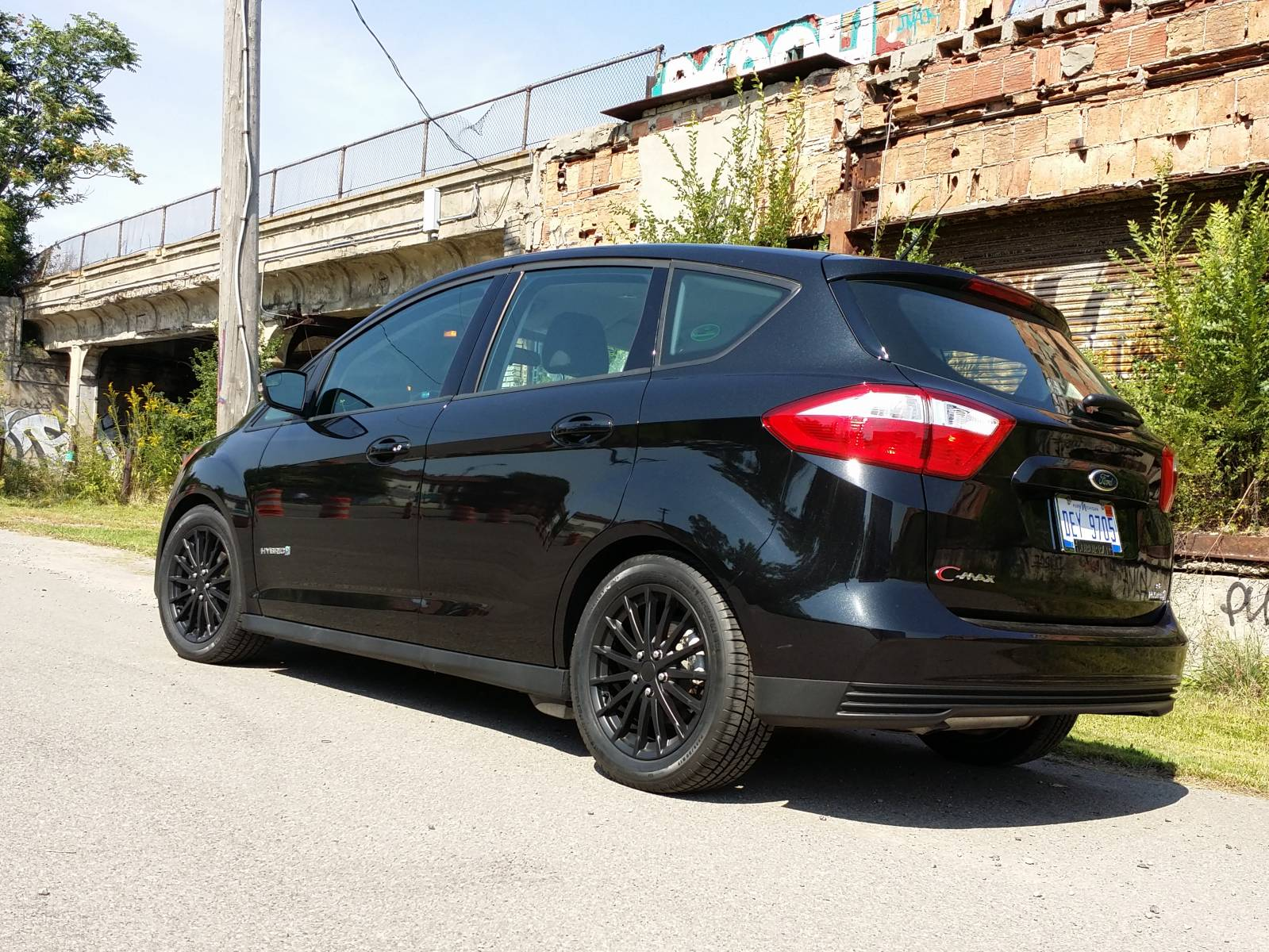 ford forum c-max