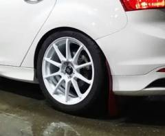 "Summer Wheels 17"" Sparco in White"