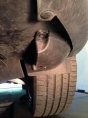 Tire Air dam1