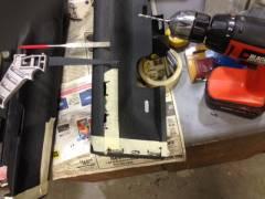 rocker panel and tools