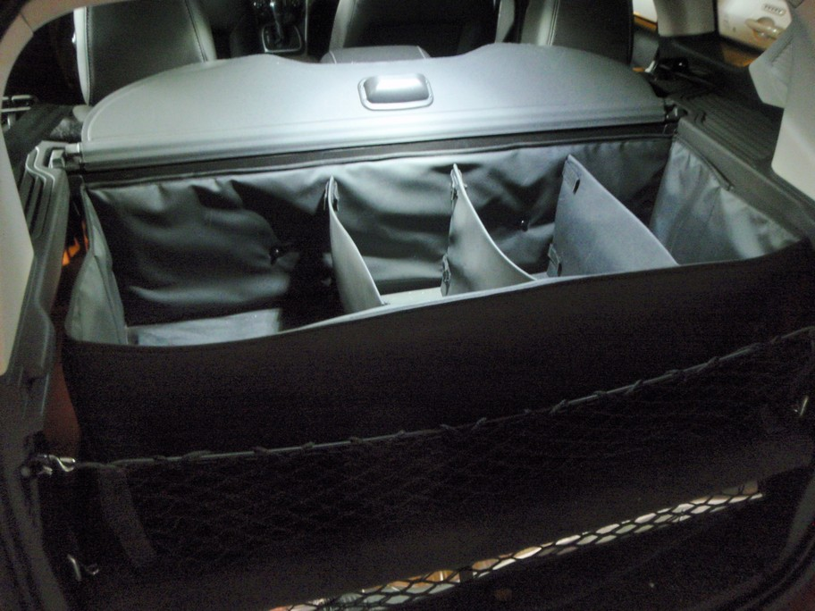 Ford C Max Energi >> New dome light illuminating Cargo Organizer - Soft-Sided ...