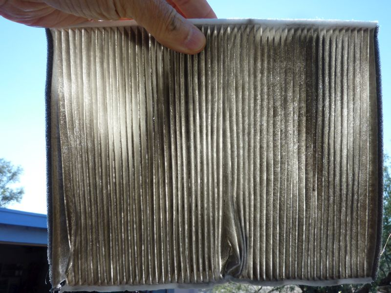 Cabin Air Filter Cover MOTORCRAFT YH-1805